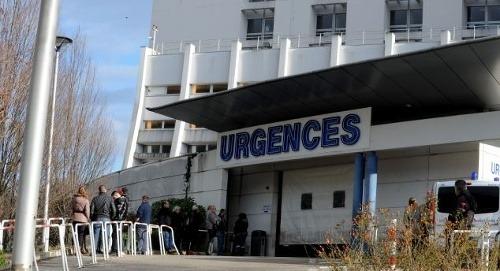 Nemocnica v Grenoble, kde