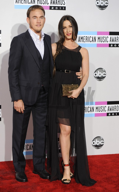 Alanis Morissette s manželom