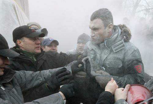 Janukovyč nariadil: Politickú krízu