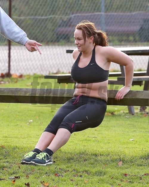 Chanelle Hayes je dnes