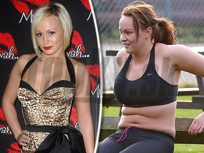 Chanelle Hayes sa z