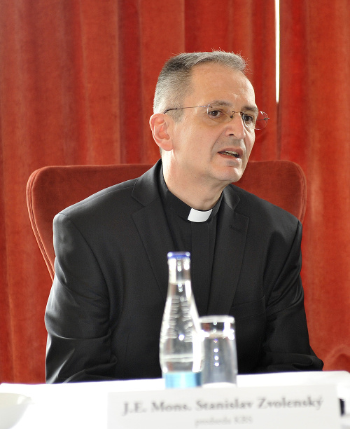 Predseda Konferencie biskupov Slovenska