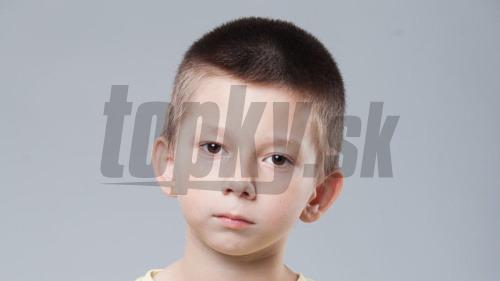 Detská hviezda Marcelko Chlpík