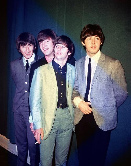 George Harrison a Beatles