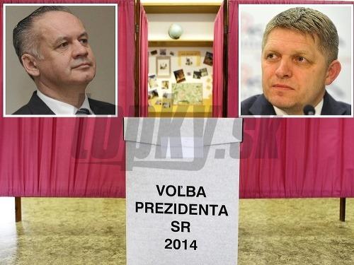Andrej Kiska, Robert Fico