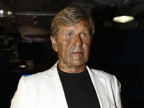 Populárny slovenský herec Janko