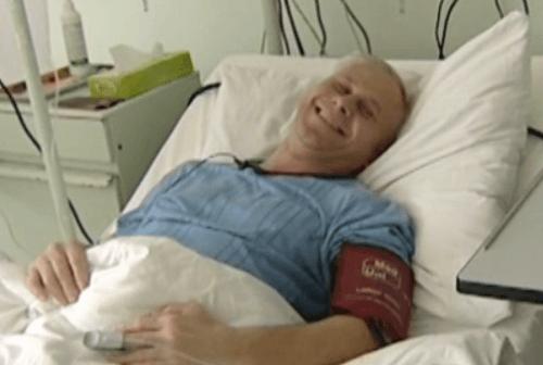 Manžel bol vážne chorý:
