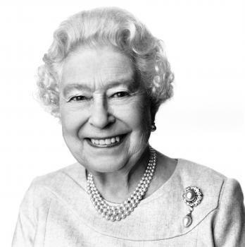 Nový fotoportrét britskej kráľovnej