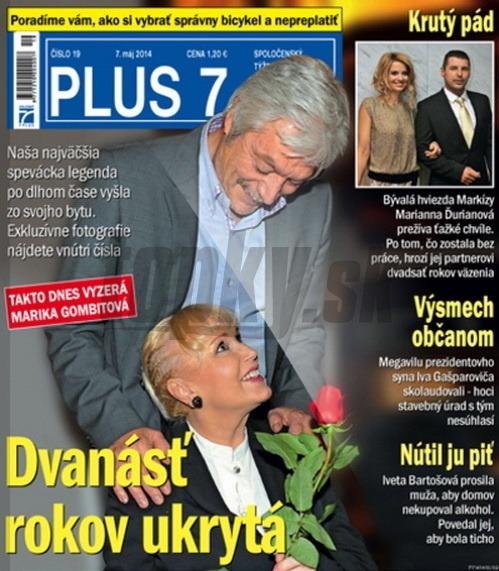 Aktuálne vydanie týždenníka Plus