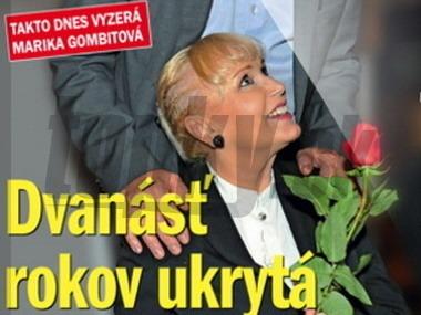 Marika Gombitová sa po
