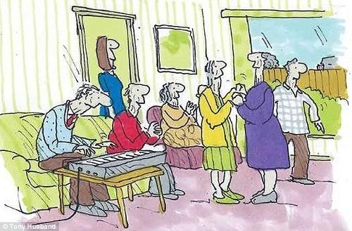 Najsmutnejšie zbohom: Kreslený príbeh