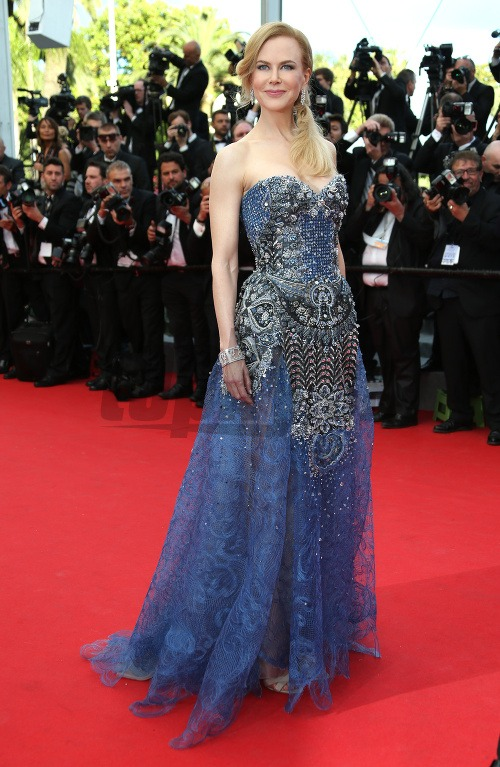 Nicole Kidman na otovrení