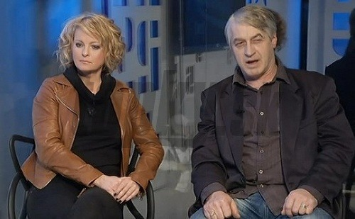 Iveta Bartošová a Josef