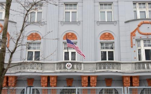 Ambasáda Spojených štátov amerických