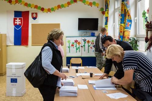 Eurovoľby v Bratislave