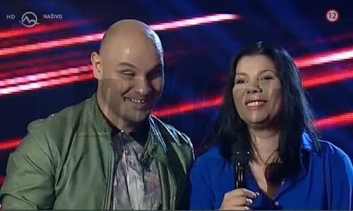 Blanka Janečková a Martin