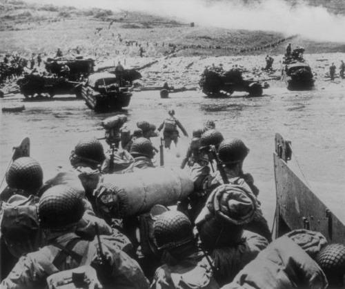Vylodenie v Normandii