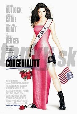 Sandra Bullock ako Miss