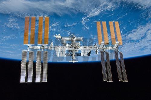 Zábery z ISS sú