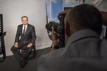 Oficiálne fotenie Andreja Kisku