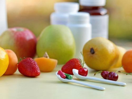 Dostatok čerstvého ovocia a