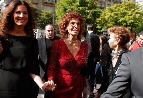 Sophia Loren nie je