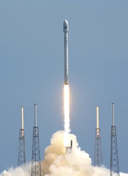 Spoločnosť SpaceX vyslala do