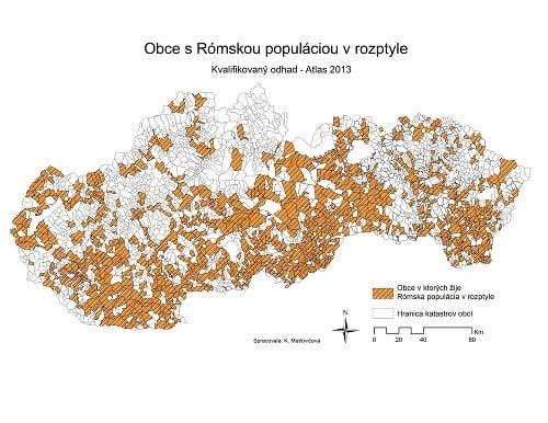 Skutočné čísla o Rómoch