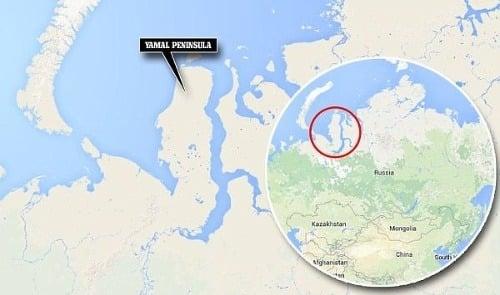 Na Sibíri objavili záhadný