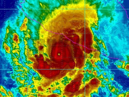 Hurikán Raymond