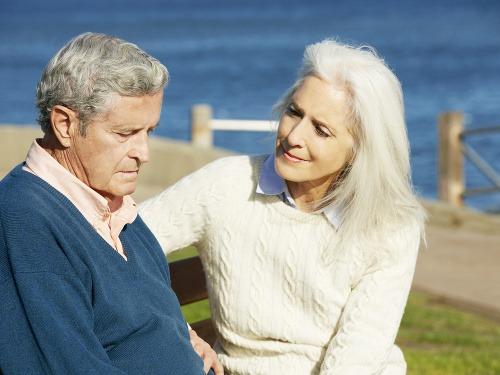 Obavy z Alzheimerovej choroby