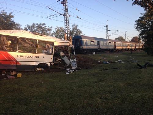 Pri nehoda v Maďarsku