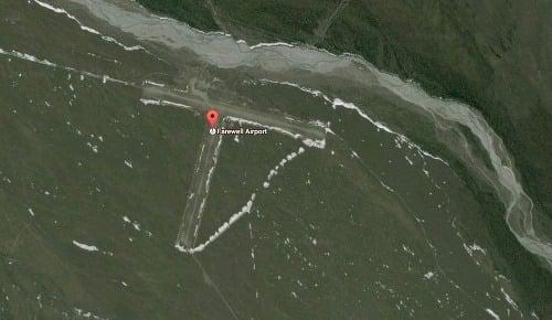Záhadná pyramída na Aljaške
