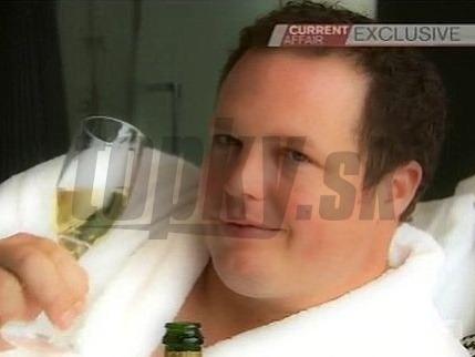 Barman okúsil život milionára