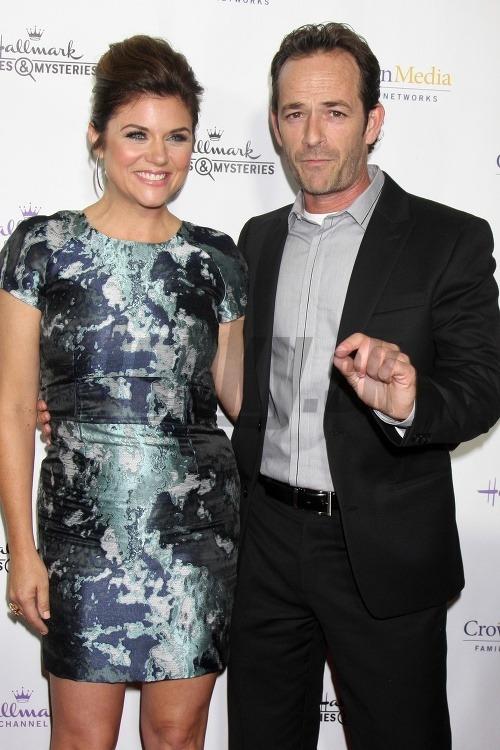 Tiffani Thiessen a Luke