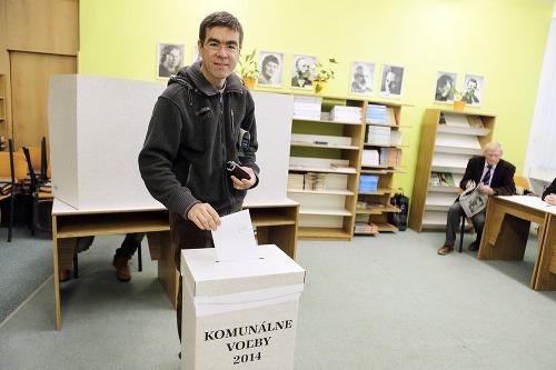 Komunálne voľby 2014