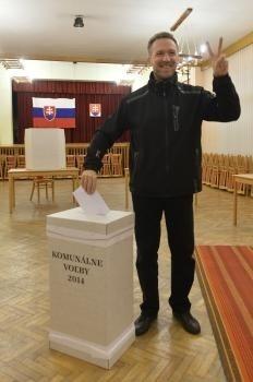 Prvý volič na Slovensku