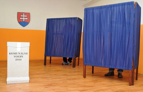 Komunálne voľby 2014 v