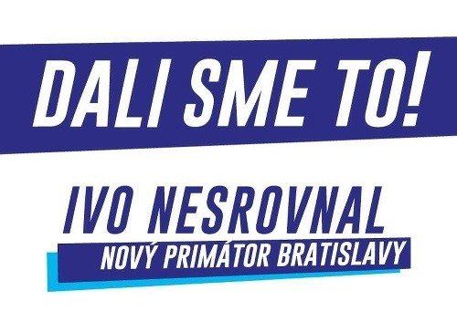 Ivo Nesrovnal ohlásil svoje