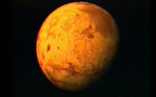 Zničila život na Marse