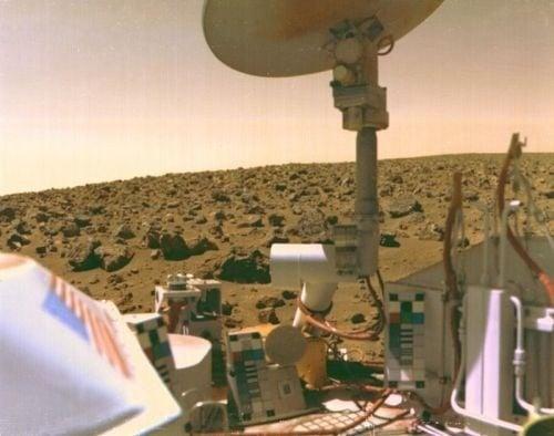 Ľudia na Marse