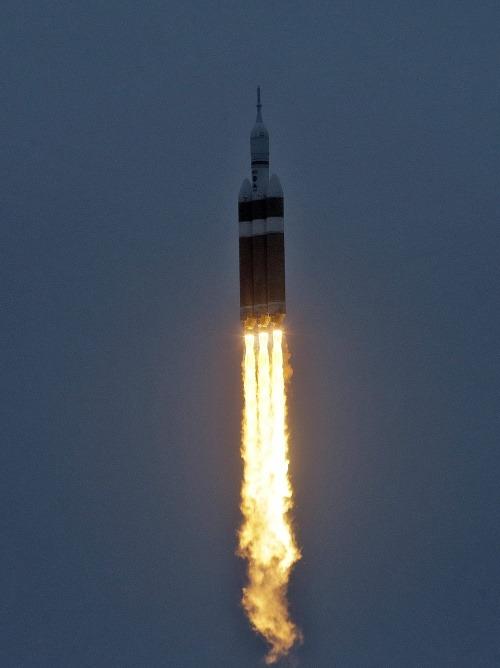 Vesmírna loď Orion na