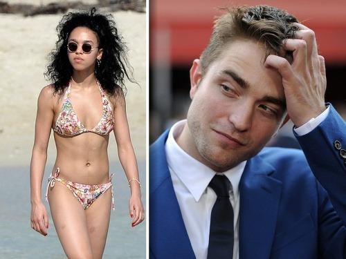 Robert Pattinson a FKA