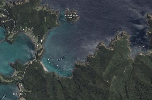Obrie morské tajomstvo: Google