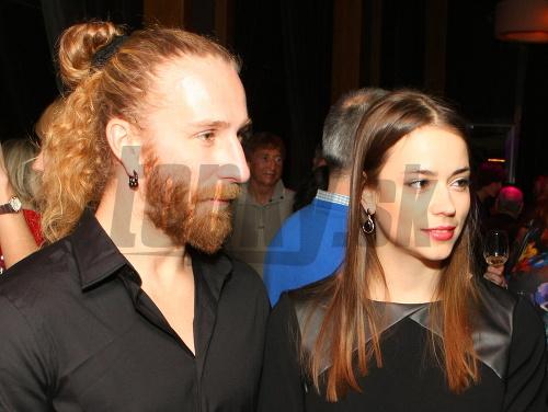 Gabriela Marcinková s manželom