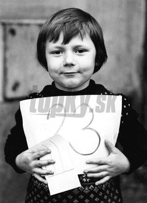 Najlepší český detský herec: