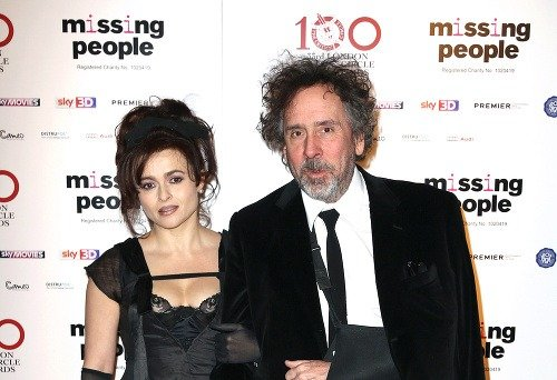 Helena Bonham Carter tvorila