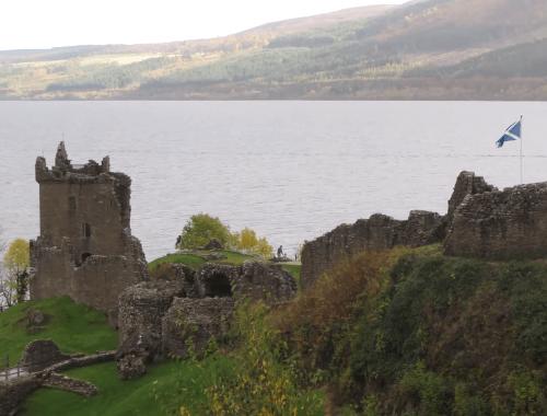Legenda Loch Ness ožíva: