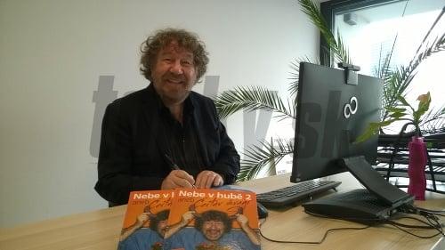 Zdeněk Troška bol online.