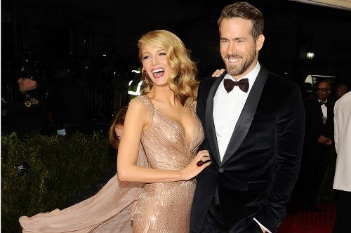 Ryan Reynolds a Blake